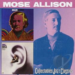 Allison, Mose - Western Man/Mose in Your Ear CD Cover Art