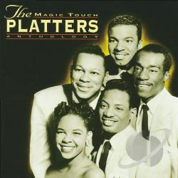 Platters - Magic Touch: An Anthology CD Cover Art