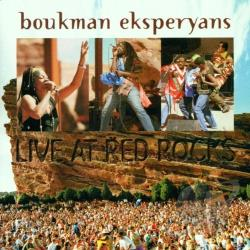 Boukman Eksperyans - Live at Red Rocks CD Cover Art