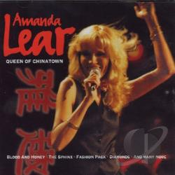 Lear, Amanda - Queen of Chinatown CD Cover Art