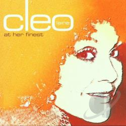 Laine, Cleo - At Her Finest CD Cover Art