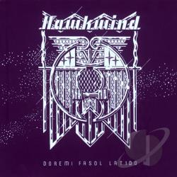 Hawkwind - Doremi Fasol Latido CD Cover Art