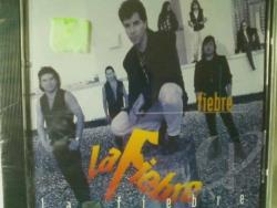 La Fiebre - Fiebre CD Cover Art