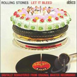 Rolling Stones - Let It Bleed LP Cover Art