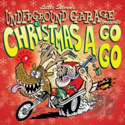 Christmas a Go-Go CD Cover Art