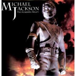 Jackson, Michael - Acapella Album LP Cover Art