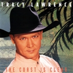 Lawrence, Tracy - Coast Is Clear DB Cover Art