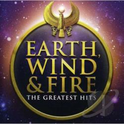 Earth, Wind & Fire - Greatest Hits CD Cover Art