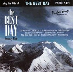 Karaoke - Karaoke: Best Day CD Cover Art