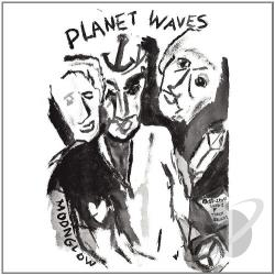 Dylan, Bob - Planet Waves CD Cover Art