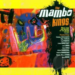 Mambo Kings CD Cover Art
