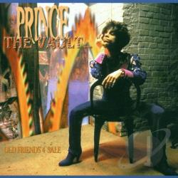 Prince - Vault: Old Friends 4 Sale CD Cover Art