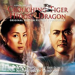 Dun, Tan / Ma, Yo-Yo - Crouching Tiger, Hidden Dragon CD Cover Art