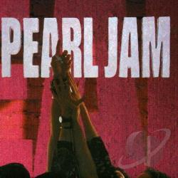 Pearl Jam - Ten CD Cover Art