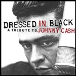 Dressed in Black: A Tribute to Johnny Cash CD Cover Art