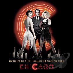 Chicago Soundtrack - Chicago CD Cover Art