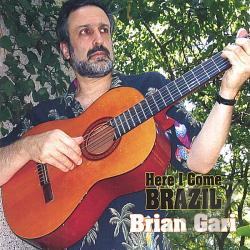 Gari, Brian - Here I Come Brazil CD Cover Art