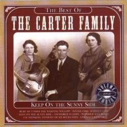 Carter Family - Keep on the Sunny Side: Best, Vol. 1 CD Cover Art