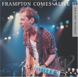 Frampton, Peter - Frampton Comes Alive II CD Cover Art