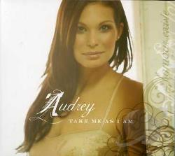 De Montigny, Audrey - Take Me as I Am CD Cover Art
