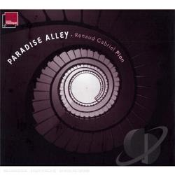 Renaud, Gabriel Pion - Paradise Alley CD Cover Art