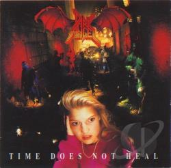 Dark Angel - Time Does Not Heal CD Cover Art
