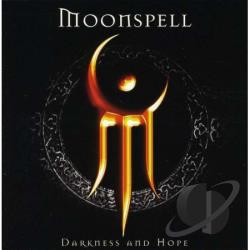 Moonspell - Darkness & Hope CD Cover Art