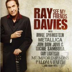 Davies, Ray [Kinks] - See My Friends CD Cover Art