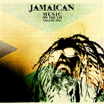 Jamaican Music On The Go Vol 1 DB Cover Art