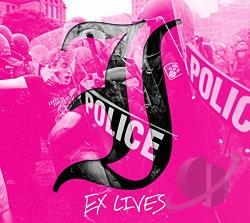 Every Time I Die - Ex Lives CD Cover Art