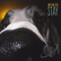 Jim's Big Ego - Stay CD Cover Art