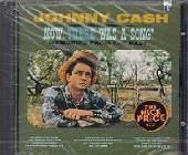 Cash, Johnny - Now, There Was A Song! Memories From The Past CD Cover Art