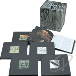 Led Zeppelin - Complete Studio Recordings CD Cover Art