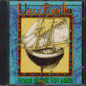 Uisce Baetha - Voice Of The Voyager CD Cover Art
