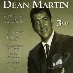 Martin, Dean - Million and One CD Cover Art