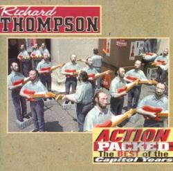 Thompson, Richard - Action Packed: The Best of the Capitol Years CD Cover Art