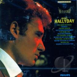 Hallyday, Johnny - Les Bras En Croix CD Cover Art