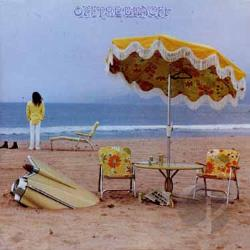 Young, Neil - On the Beach CD Cover Art