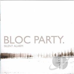 Bloc Party - Silent Alarm CD Cover Art