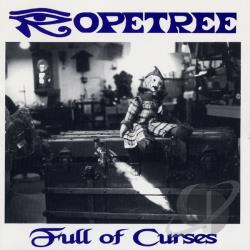 Ropetree - Full of Curses CD Cover Art