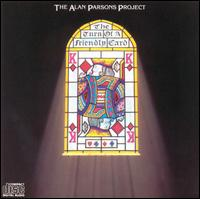 Alan Parsons Project - Turn Of A Friendly Card CD Cover Art
