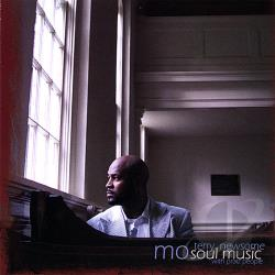 Newsome, Terry - Mo Soul Music With Praiz People CD Cover Art