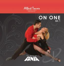 Albert Torres Productions Presents On One Vol. 1 CD Cover Art