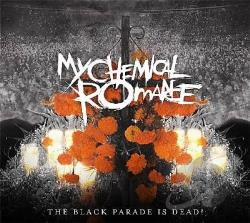 My Chemical Romance - Black Parade Is Dead! CD Cover Art