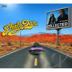 Steely Dan - Collected CD Cover Art