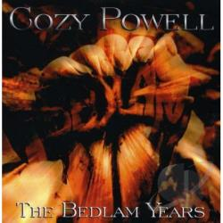 Powell, Cozy - Bedlam Years CD Cover Art