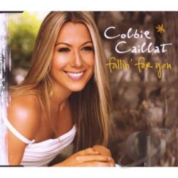 Caillat, Colbie - Fallin' For You CD Cover Art