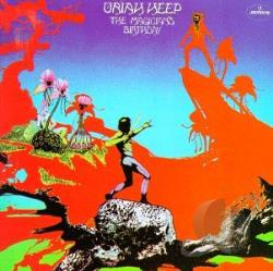 Uriah Heep - Magician's Birthday CD Cover Art