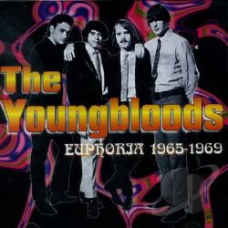 Youngbloods - Euphoria 1965-1969 CD Cover Art