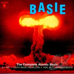 Basie, Count - Complete Atomic Basie CD Cover Art